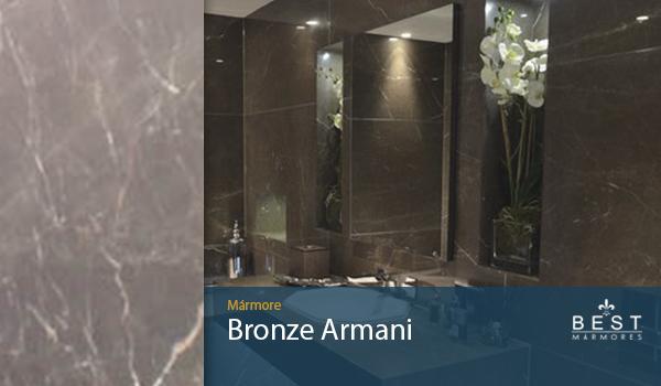 Mármore Bronze Armani