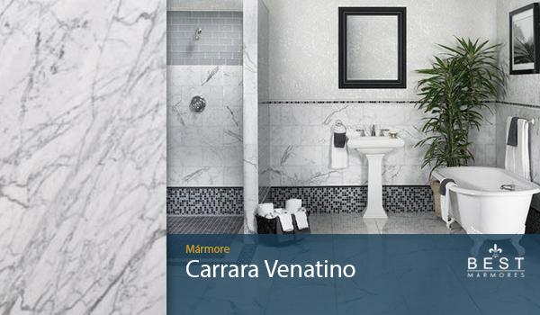 Mármore Carrara Venatino