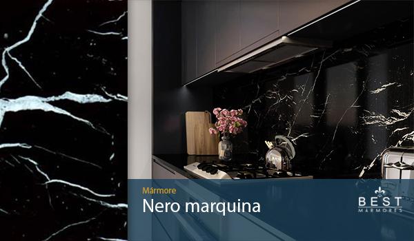 Mármore Nero Marquina