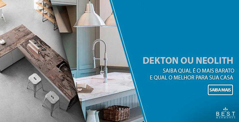 Dekton ou Neolith