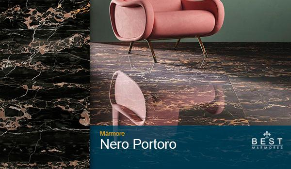 Mármore Nero Portoro